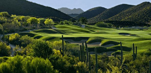 Starr Pass Golf Club - Coyote 1