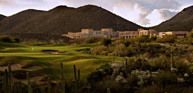 Starr Pass Golf Club - Coyote 2
