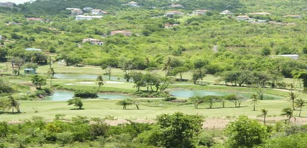 British West Indies Golf Course Tee Times
