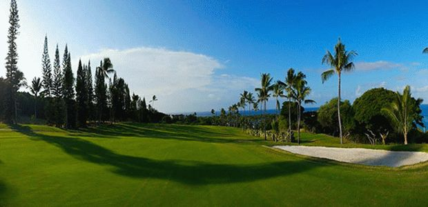 Kona Country Club 1