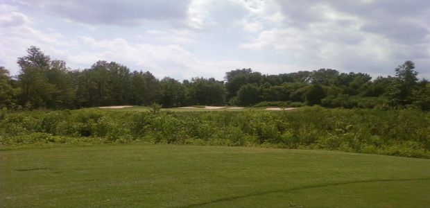 Harry L. Jones, Sr. Golf Course 7