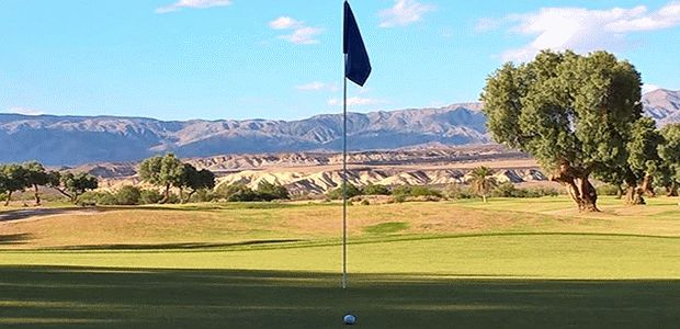 Furnace Creek Golf Course 1