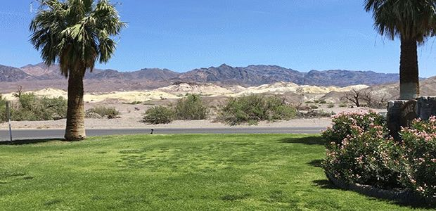 Furnace Creek Golf Course 2