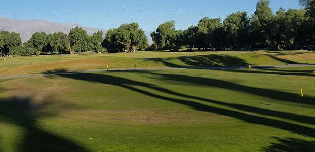 Furnace Creek Golf Course 4