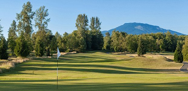 Bellingham, WA Golf Course Tee Times