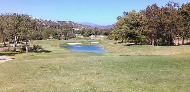 Cottonwood Golf Club - The Lakes Course 1