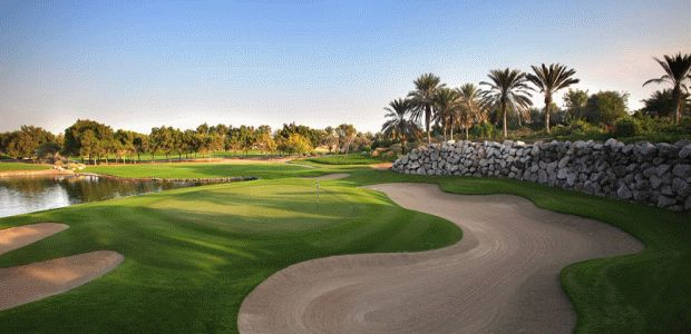 Abu Dhabi Golf Club 0