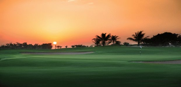 Abu Dhabi Golf Club 2