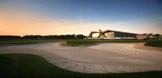 Abu Dhabi Golf Club 8