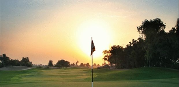 Abu Dhabi Golf Club 9
