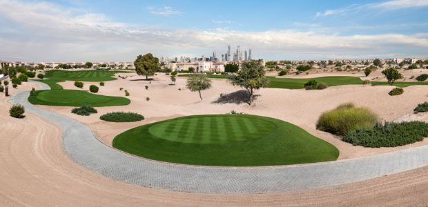 Dubai, UAE Golf Course Tee Times