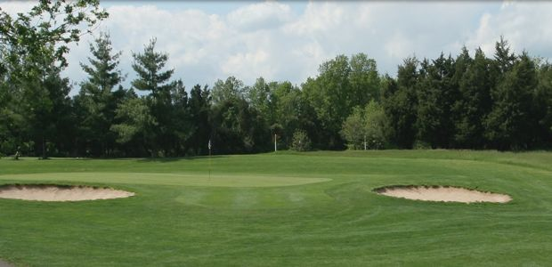 Brambleton Regional Park Golf Course 4