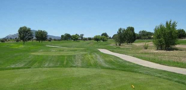 Antelope Hills Golf Course - South 0