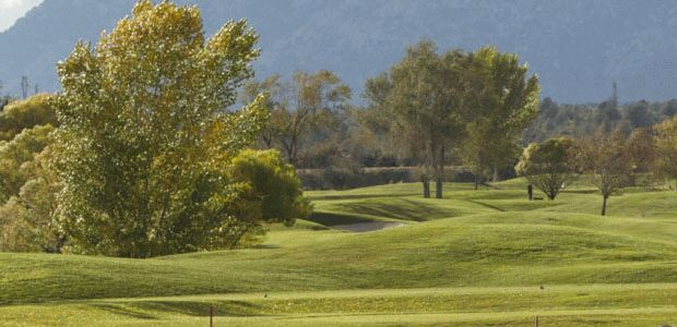 Antelope Hills Golf Course - South 1
