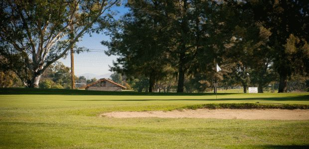 El Prado Golf Course - Chino Creek 1