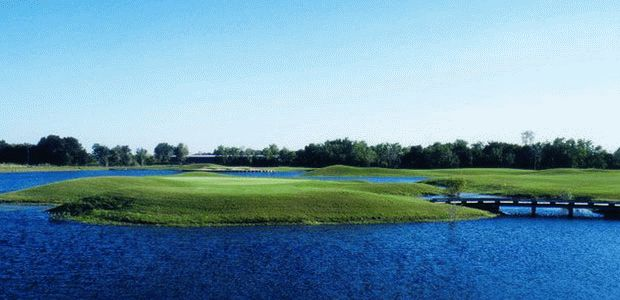 Wildcat Golf Club - Lakes 4
