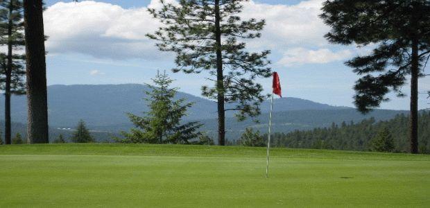 Spokane, WA Golf Course Tee Times