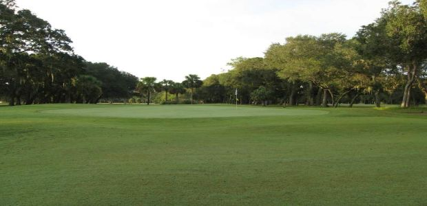 Fernandina Beach Golf Club - North 3