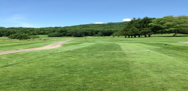 Black Mountain Golf Course 1