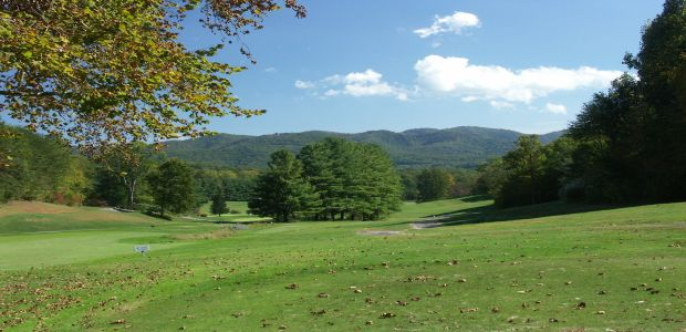 Black Mountain Golf Course 6