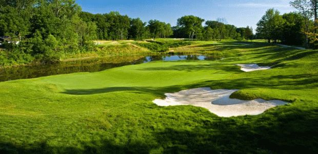 Harbor Shores Golf Club 3