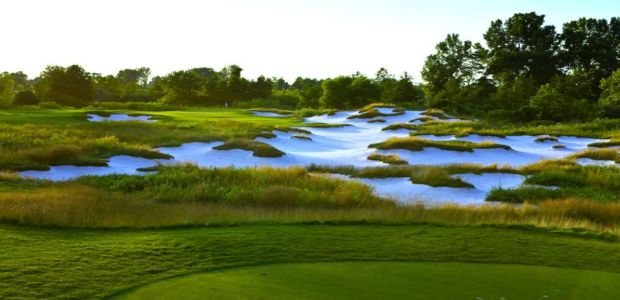 Harbor Shores Golf Club 6