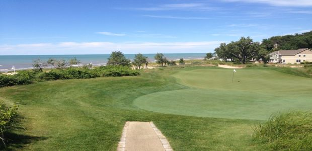 Harbor Shores Golf Club 7