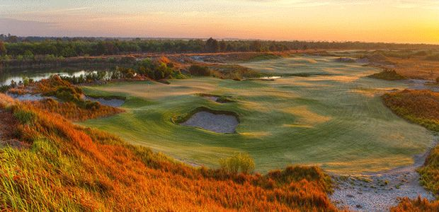 Streamsong Blue 3