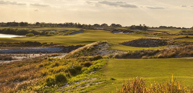 Streamsong Blue 7