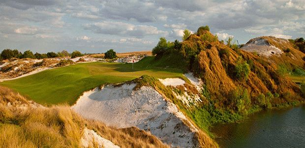 Streamsong Red 0