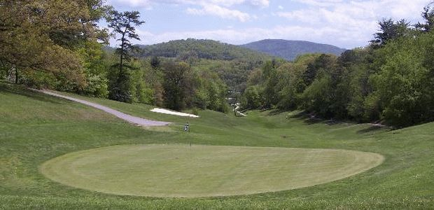 Asheville Municipal Golf Course 0
