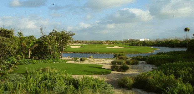Riviera Cancun Golf Club 1