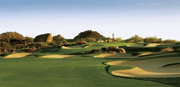 Troon North Golf Club - Pinnacle Course 2