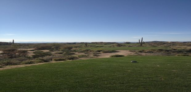 Troon North Golf Club - Pinnacle Course 7