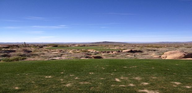 Troon North Golf Club - Pinnacle Course 8