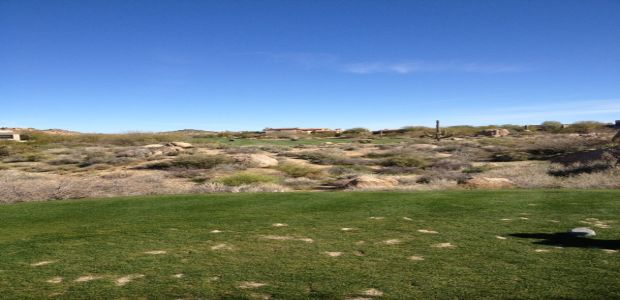 Troon North Golf Club - Pinnacle Course 9