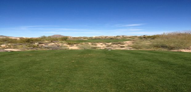 Troon North Golf Club - Pinnacle Course 14