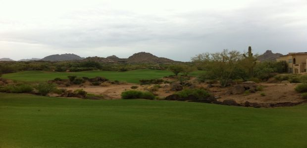 Troon North Golf Club - Pinnacle Course 16