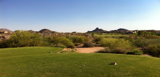 Troon North Golf Club - Pinnacle Course 19