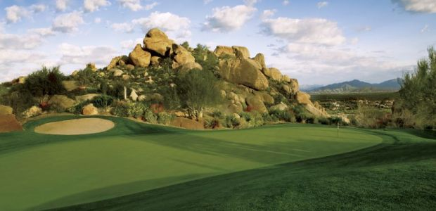 Troon North Golf Club - Pinnacle Course 20