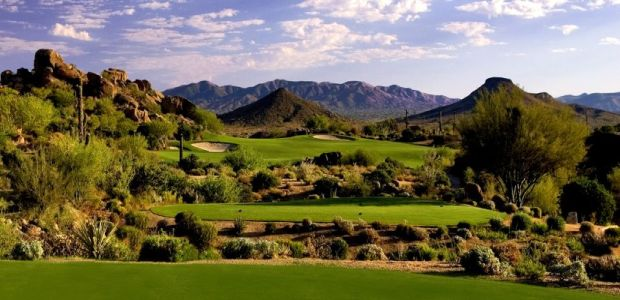 Troon North Golf Club - Pinnacle Course 24