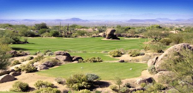 Troon North Golf Club - Monument Course 3