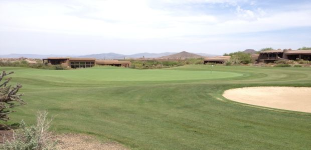 Troon North Golf Club - Monument Course 4