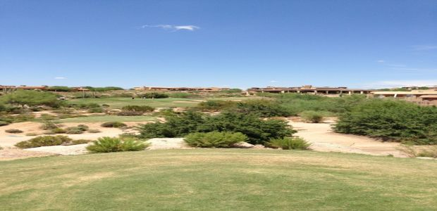 Troon North Golf Club - Monument Course 9