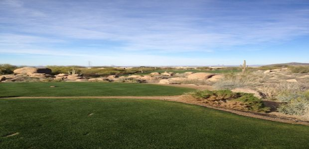 Troon North Golf Club - Monument Course 12