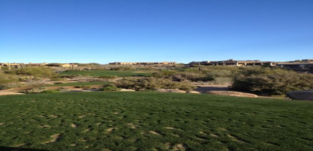 Troon North Golf Club - Monument Course 17