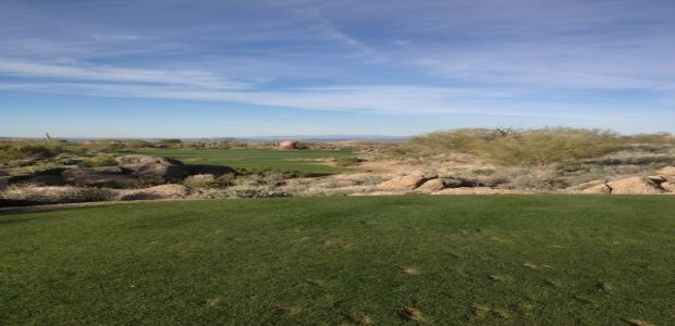 Troon North Golf Club - Monument Course 18
