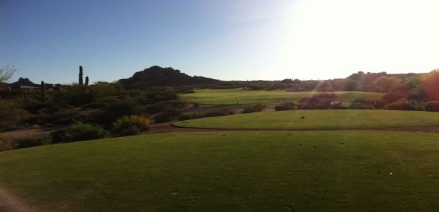 Troon North Golf Club - Monument Course 33