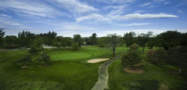 Overland Golf Course 1