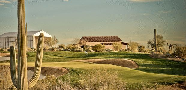 Golf Club at Dove Mountain 1